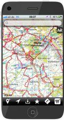 BVA kiadó ADFC számára készített térképei
