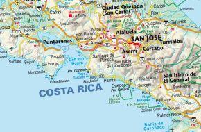 Országos és regionális térképek