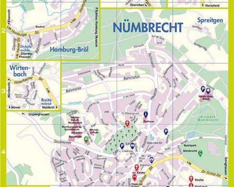 Telefonkönyves térképek