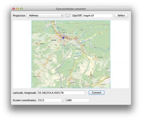 LocationConverter
